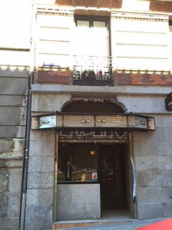 Foto - Local comercial en alquiler en Jerónimos en Madrid - 213408252