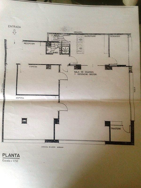 Plano - Oficina en alquiler en calle Ricardo Soriano, Casco Antiguo en Marbella - 302271321