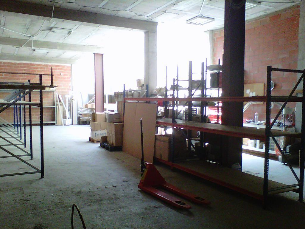 Nave industrial en alquiler en calle Camino L'alquerieta, Massanassa - 156869662