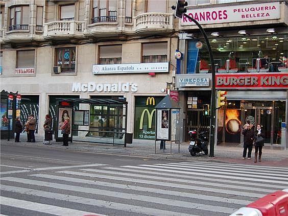 Oficina en alquiler en calle Coso, Paseo Independencia en Zaragoza - 262066227