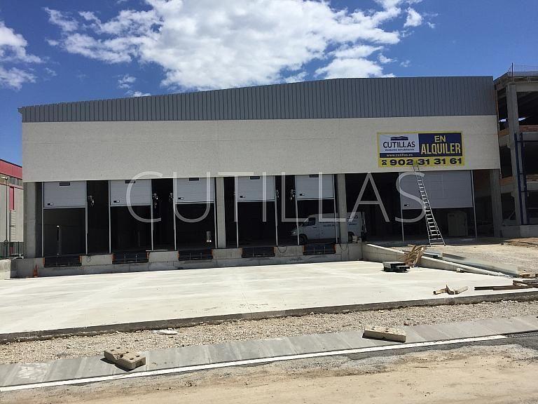 Imagen 1 - Nave industrial en alquiler en Prat de Llobregat, El - 289904182