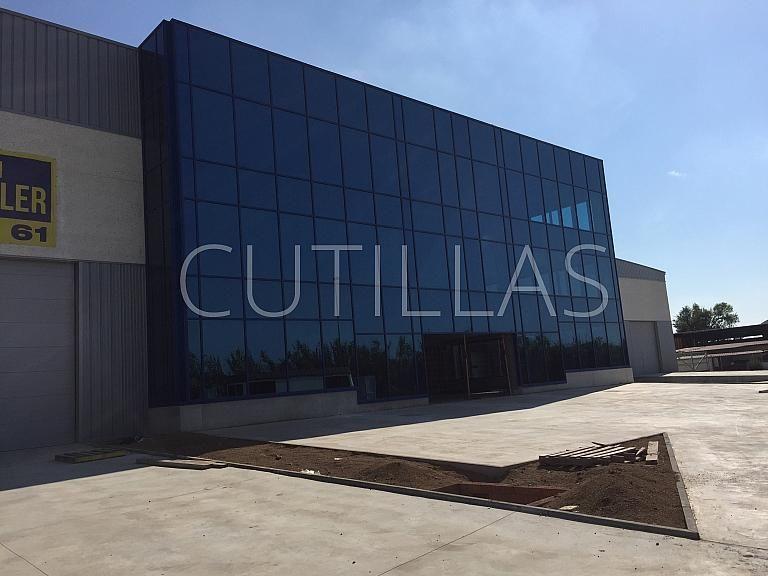 Imagen 2 - Nave industrial en alquiler en Prat de Llobregat, El - 320417708