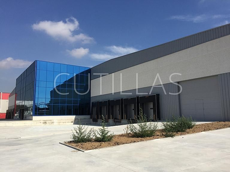 Imagen 5 - Nave industrial en alquiler en Prat de Llobregat, El - 320417714