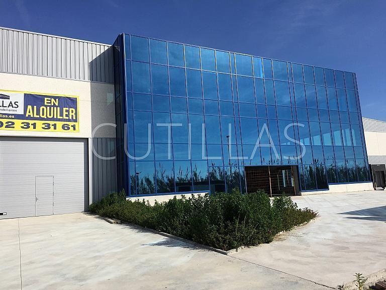 Imagen 20 - Nave industrial en alquiler en Prat de Llobregat, El - 391468092