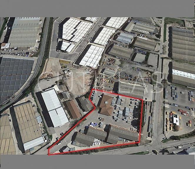 Imagen 1 - Terreno industrial en alquiler en Sant Andreu de la Barca - 323644698