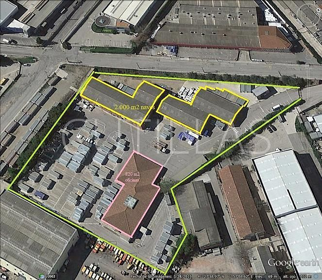 Imagen 3 - Terreno industrial en alquiler en Sant Andreu de la Barca - 323644704