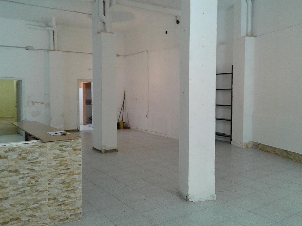 Local comercial en alquiler en calle Jaime Segarra, Carolinas Altas en Alicante/Alacant - 341967261