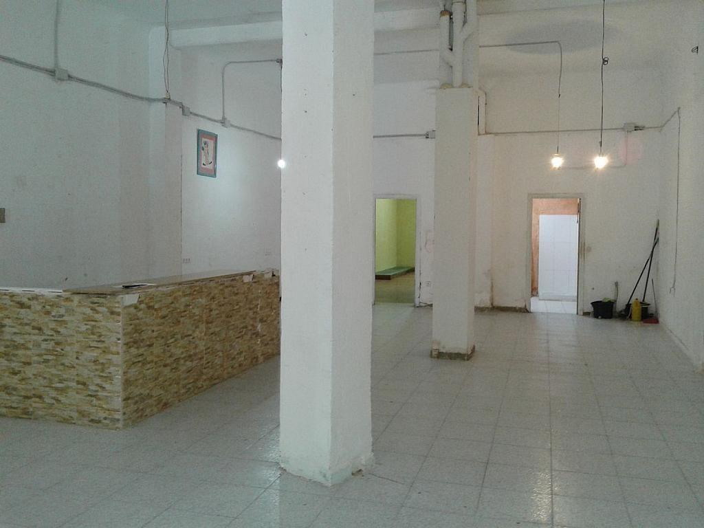 Local comercial en alquiler en calle Jaime Segarra, Carolinas Altas en Alicante/Alacant - 341967264