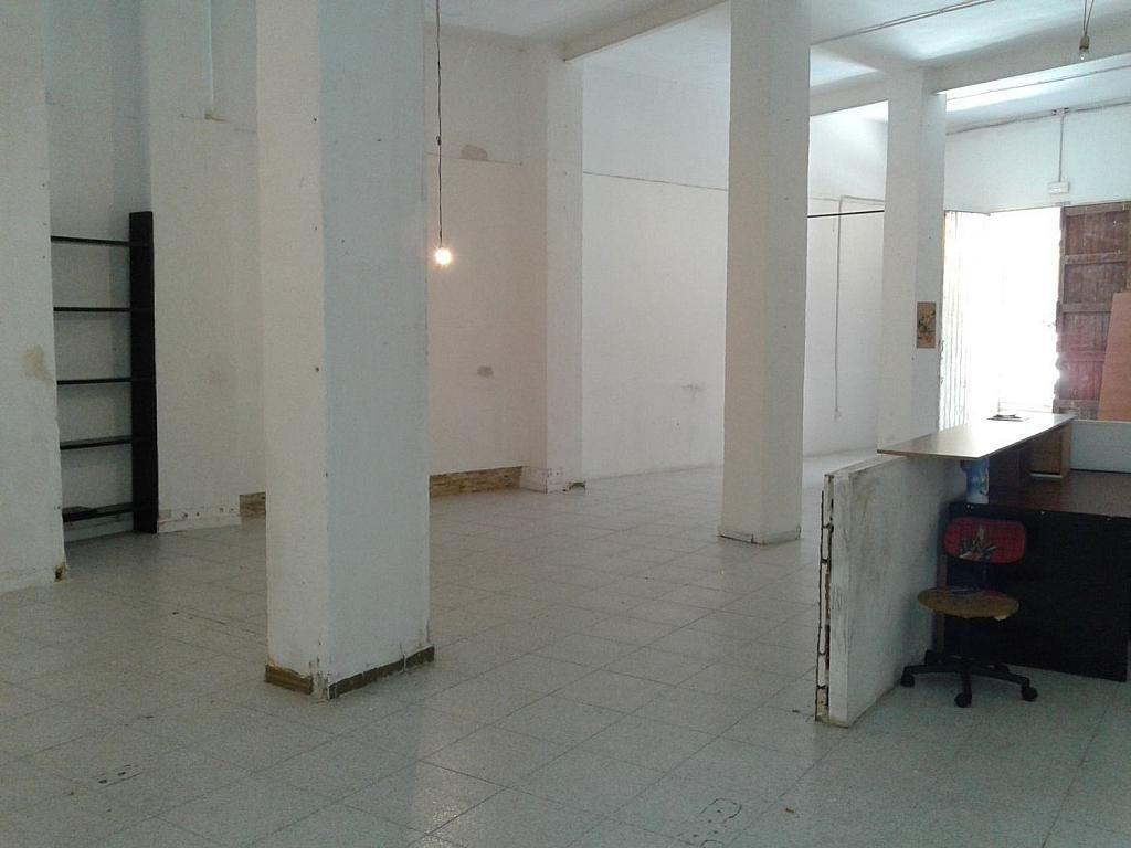 Local comercial en alquiler en calle Jaime Segarra, Carolinas Altas en Alicante/Alacant - 341967279