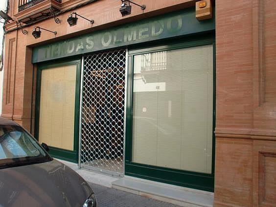 Local en alquiler en calle Joaquín Romero Murube, Palacios y Villafranca (Los) - 327140677