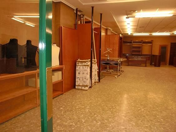 Local en alquiler en calle Joaquín Romero Murube, Palacios y Villafranca (Los) - 327140701