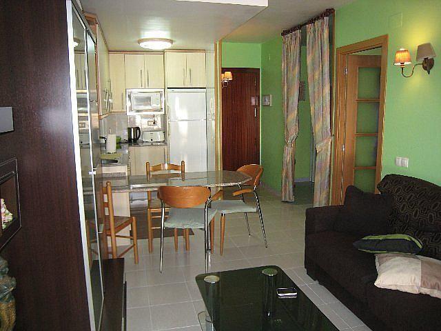 Comedor - Piso en alquiler en calle P Miramar, Centro en Torredembarra - 131363026