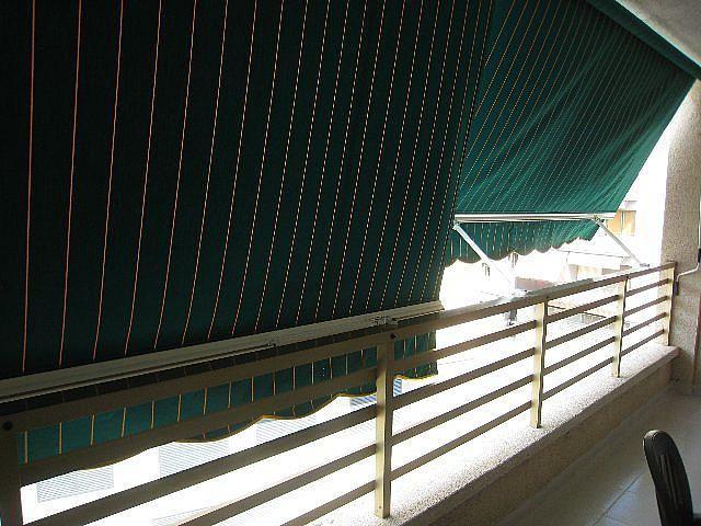 Terraza - Piso en alquiler en calle P Miramar, Centro en Torredembarra - 131363035