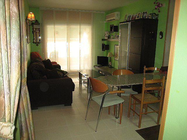 Comedor - Piso en alquiler en calle P Miramar, Centro en Torredembarra - 131363038