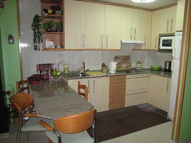 Cocina - Piso en alquiler en calle P Miramar, Centro en Torredembarra - 131363039