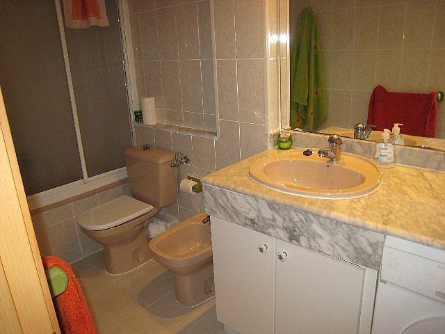 Baño - Piso en alquiler en calle P Miramar, Centro en Torredembarra - 131363046
