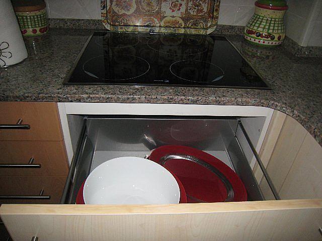 Cocina - Piso en alquiler en calle P Miramar, Centro en Torredembarra - 131363059
