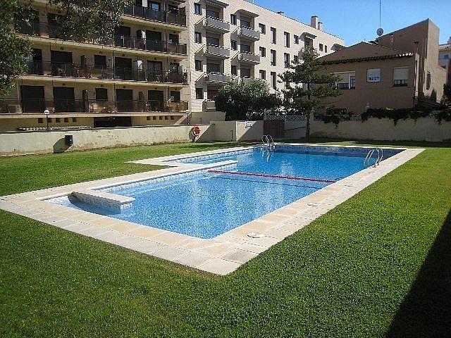 Piscina - Piso en alquiler en calle P Miramar, Centro en Torredembarra - 131363071