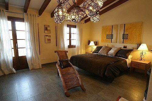 Dormitorio - Finca rústica en alquiler de temporada en carretera Sineuariany, Sineu - 164130786