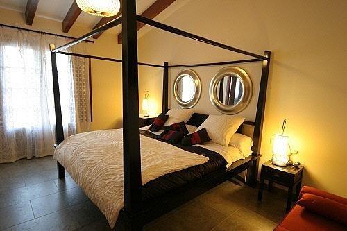 Dormitorio - Finca rústica en alquiler de temporada en carretera Sineuariany, Sineu - 164130798