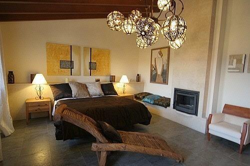 Dormitorio - Finca rústica en alquiler de temporada en carretera Sineuariany, Sineu - 164130800