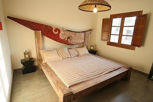 Dormitorio - Finca rústica en alquiler de temporada en carretera Sineuariany, Sineu - 164130817