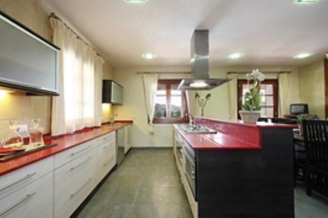 Cocina - Finca rústica en alquiler de temporada en carretera Sineuariany, Sineu - 164130821