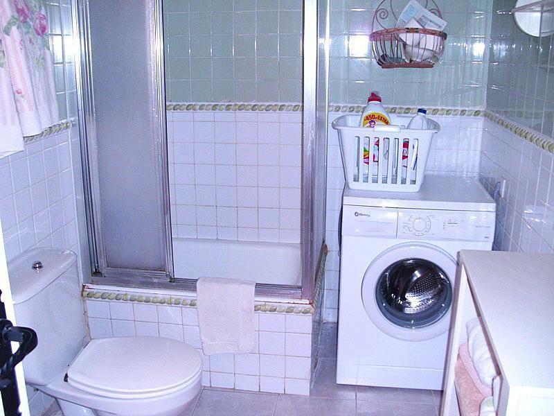 Baño - Apartamento en alquiler de temporada en calle Las Palmeras, Port d´Alcudia - 164541559