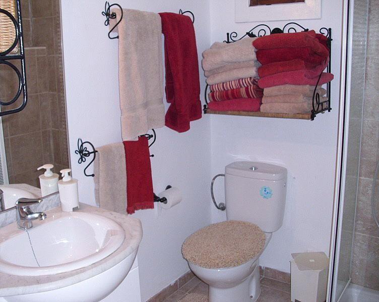 Baño - Apartamento en alquiler de temporada en calle Las Palmeras, Port d´Alcudia - 164541564
