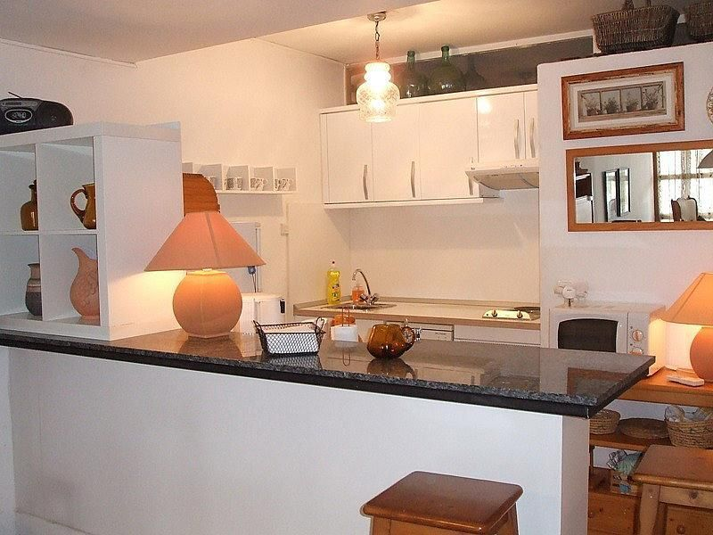 Cocina - Apartamento en alquiler de temporada en calle Las Palmeras, Port d´Alcudia - 164541580