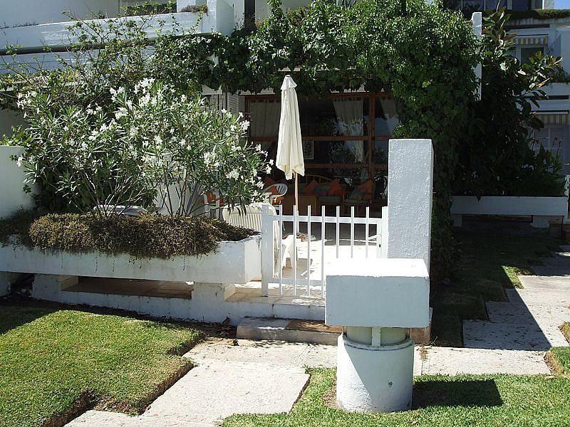Terraza - Apartamento en alquiler de temporada en calle Las Palmeras, Port d´Alcudia - 164544556