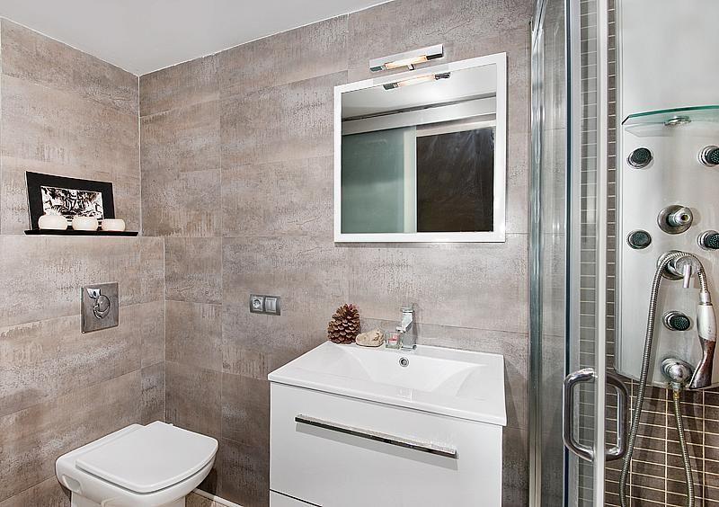 Baño - Apartamento en alquiler de temporada en calle L´Ham, Port d´Alcudia - 165044441
