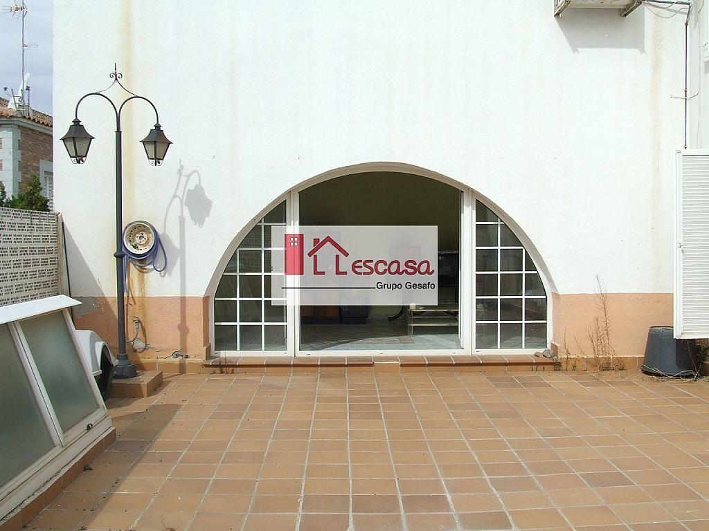 Patio - Chalet en alquiler en Illescas - 264041003