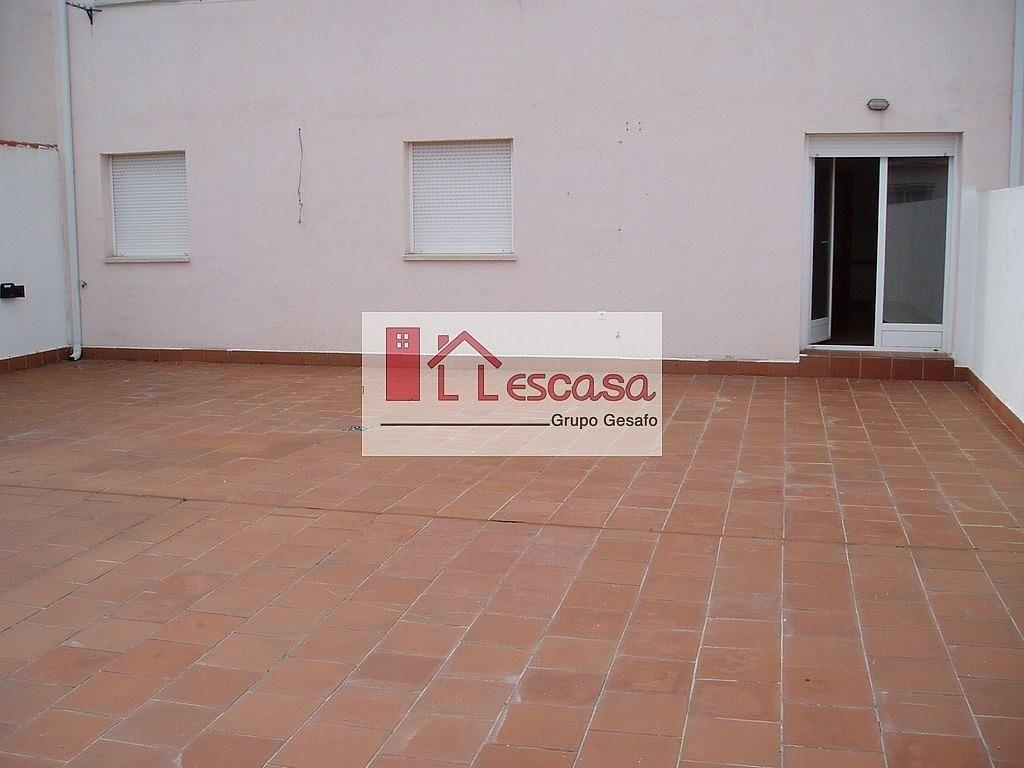 Patio - Piso en alquiler opción compra en Illescas - 194807914