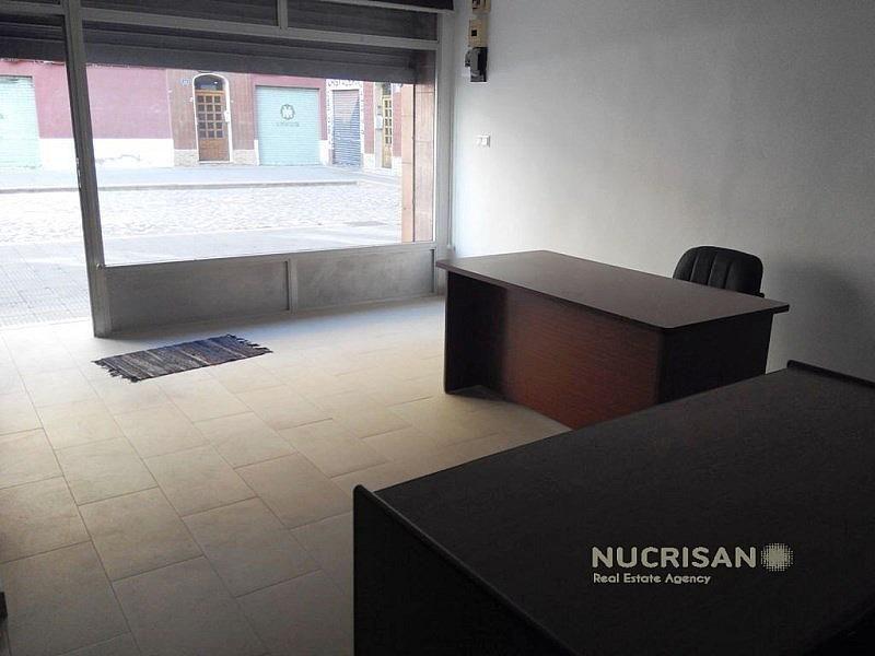 OFICINA - Local comercial en alquiler en Carolinas Altas en Alicante/Alacant - 251087653