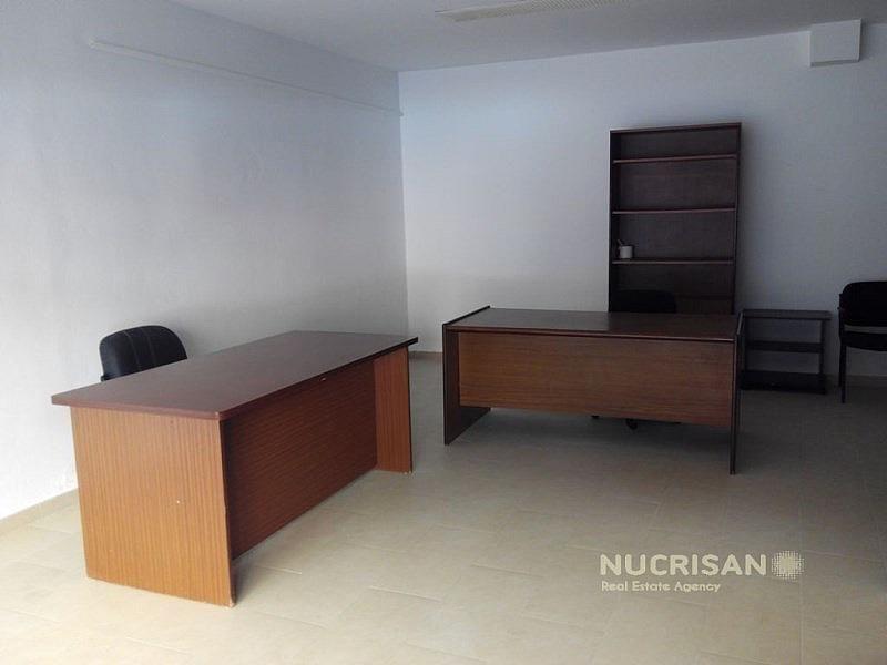 OFICINA - Local comercial en alquiler en Carolinas Altas en Alicante/Alacant - 251087677