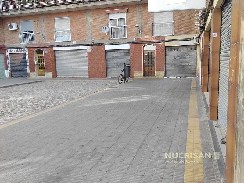 VISTAS AL EXTERIOR - Local comercial en alquiler en Carolinas Altas en Alicante/Alacant - 251087689