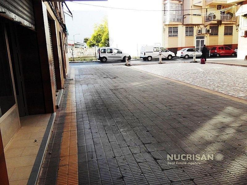 VISTAS AL EXTERIOR - Local comercial en alquiler en Carolinas Altas en Alicante/Alacant - 251087695