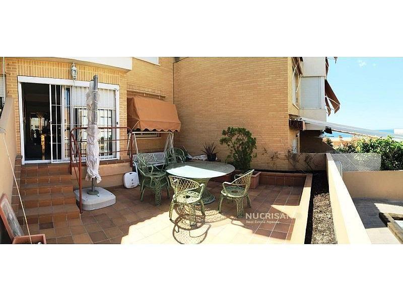 TERRAZA CON VISTAS AL MAR - Villa en alquiler en Cabo de las Huertas en Alicante/Alacant - 322218442
