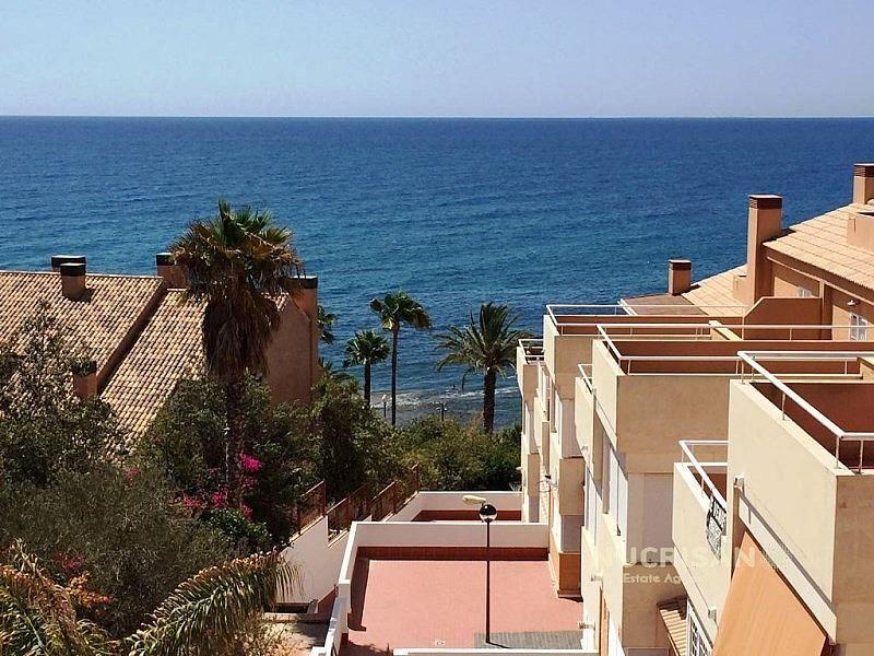 CHALET CON VISTAS AL MAR - Villa en alquiler en Cabo de las Huertas en Alicante/Alacant - 322218445