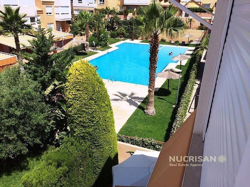 PISCINA CON JARDÍN - Villa en alquiler en Cabo de las Huertas en Alicante/Alacant - 322218448
