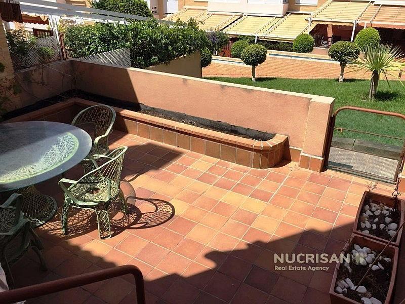 PORCHE - Villa en alquiler en Cabo de las Huertas en Alicante/Alacant - 322218457