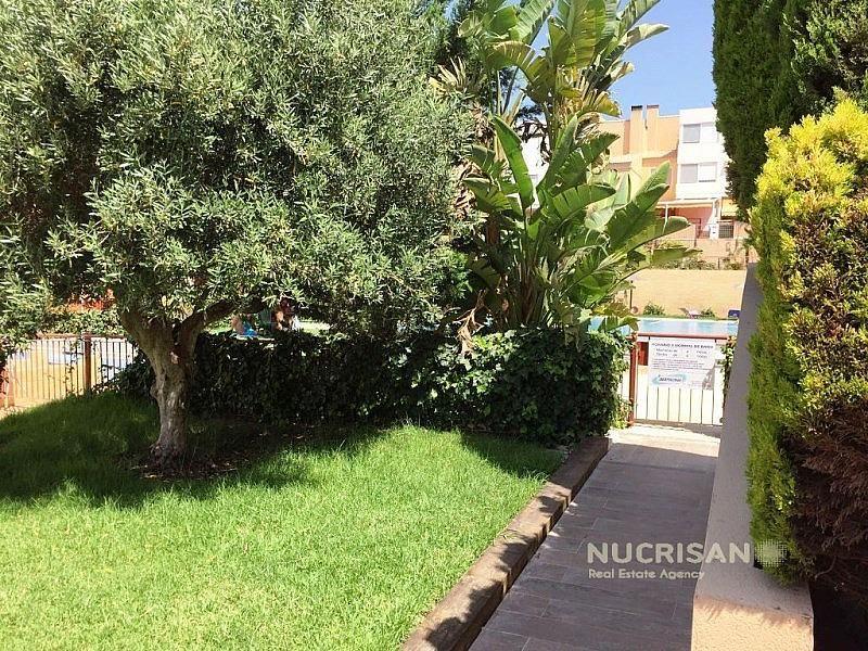 ENTRADA CON JARDÍN - Villa en alquiler en Cabo de las Huertas en Alicante/Alacant - 322218460