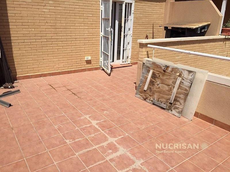 TERRAZA - Villa en alquiler en Cabo de las Huertas en Alicante/Alacant - 322218472