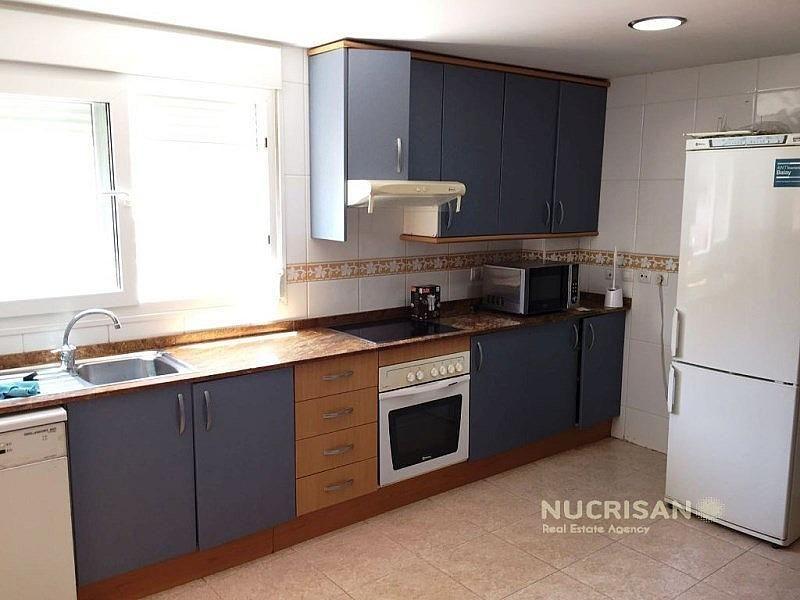 COCINA EQUIPADA - Villa en alquiler en Cabo de las Huertas en Alicante/Alacant - 322218484