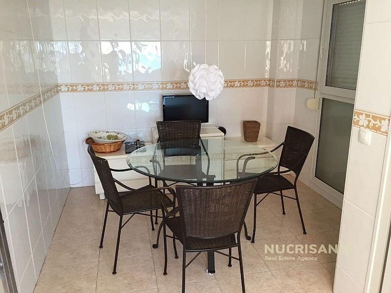 SALA COCINA - Villa en alquiler en Cabo de las Huertas en Alicante/Alacant - 322218487