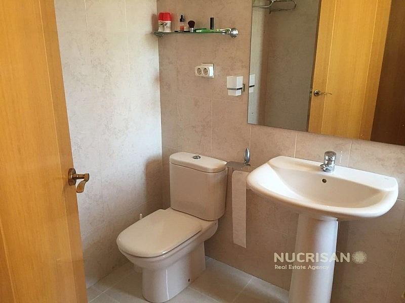 BAÑO - Villa en alquiler en Cabo de las Huertas en Alicante/Alacant - 322218511