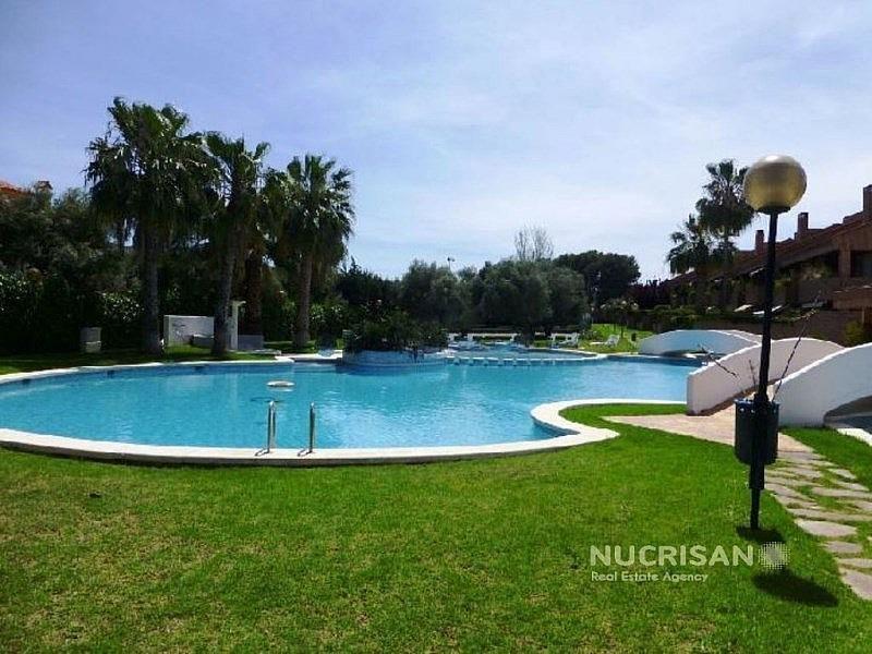 PISCINA PRIVADA - Villa en alquiler en Vistahermosa en Alicante/Alacant - 201493433