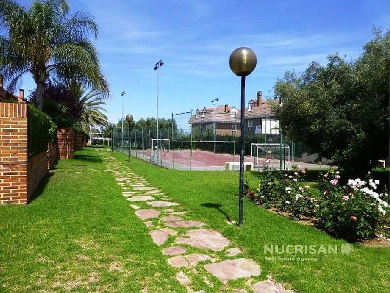DETALLE JARDÍN - Villa en alquiler en Vistahermosa en Alicante/Alacant - 201493451