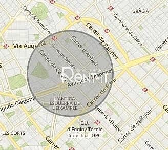 SITUACIÓN - Local en alquiler en Sant Gervasi – Galvany en Barcelona - 325027531